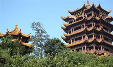 《畅游中国》 湖北·黄鹤楼
