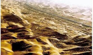 """沙塵暴源頭如今變成這樣 還挖掘出一個大""""金礦"""""""