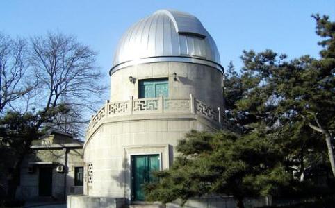 """【新中国的""""第一""""·70年】第一座天文馆:仰望星空 逐梦飞扬"""