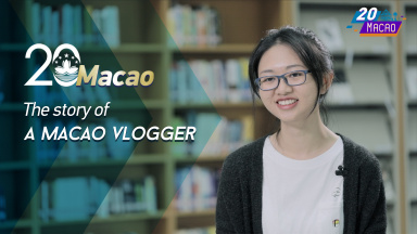 'Being Chinese is my bottom line', young Macao vlogger tells viewers