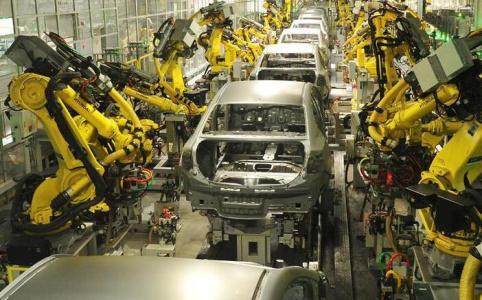 70年,工业增加值增长超970倍